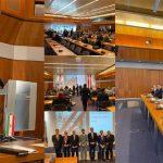 حضور هیئت تجاری ایران در WKO