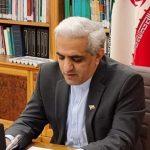 پیام عباس باقرپور سفیر ایران در اتریش